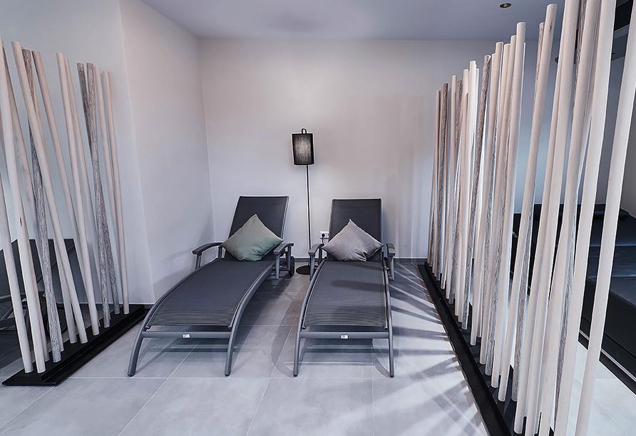 Hotel Ochsen in Kißlegg im Allgäu, Ruheliegen