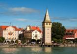 Hotel Ochsen in Kißlegg im Allgäu, Ausflugsziel Bodensee