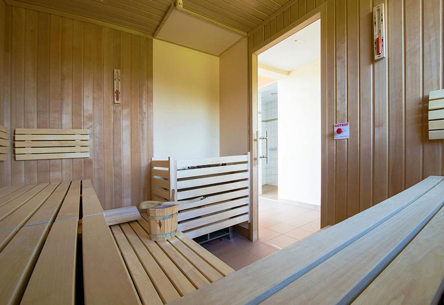 JUFA Hotel Jülich im Brückenkopf-Park, Sauna