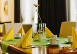 Hotel La Passionaria in Marienbad in Tschechien, Restaurant