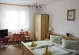 Hotel Riedel in Zittau in der Oberlausitz Zimmerbeispiel