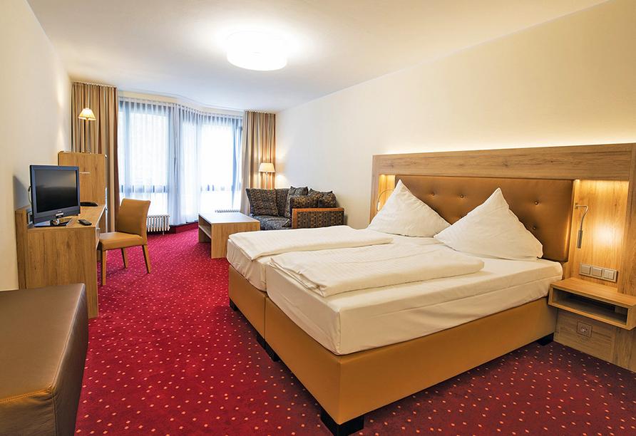 Hotel Moselblick in Winningen an der Mosel, Zimmer