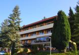WohlfühlhotelWALDCAFÉ JÄGER in Bad Driburg, Außenansicht