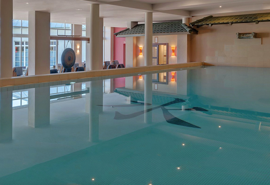 Precise Resort Schwielowsee, Hallenbad