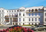 Hotel Jantar Spa in Kolberg, Außenansicht