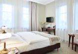 Hotel Jantar Spa in Kolberg, Zimmerbeispiel