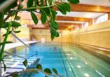 Hotel Jantar Spa in Kolberg, Hallenbad