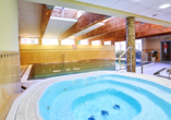 Hotel Jantar Spa in Kolberg, Whirlpool