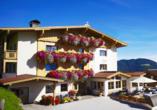 Hotel Almhof-Fichtenhof in Wildschönau-Thierbach in Tirol Außenansicht
