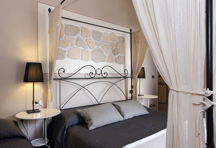 Hotel Monti San Baronto, Zimmerbeispiel