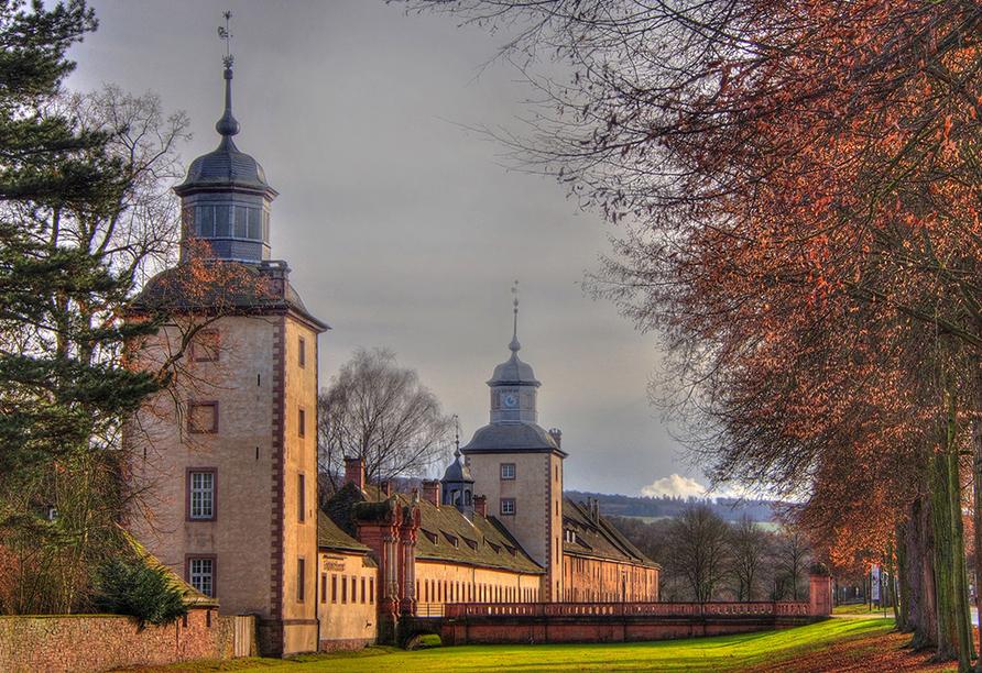 Hotel Höxter am Jakobsweg, Schloss Corvey