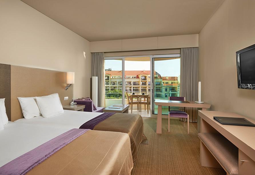 Meliã Madeira Mare Resort & Spa, Zimmer