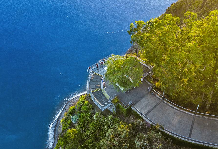 Melia Madeira Mare Resort & Spa, Cabo Girão