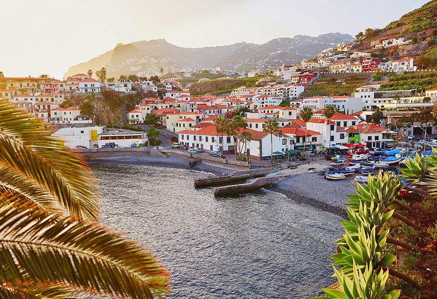 Melia Madeira Mare Resort & Spa, Câmara de Lobos