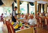Hotel Kurhaus Kaja in Bad Flinsberg in Niederschlesien Frühstück