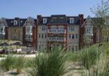 Grand Hotel Ter Duin in Burgh-Haamstede Zeeland Außenansicht