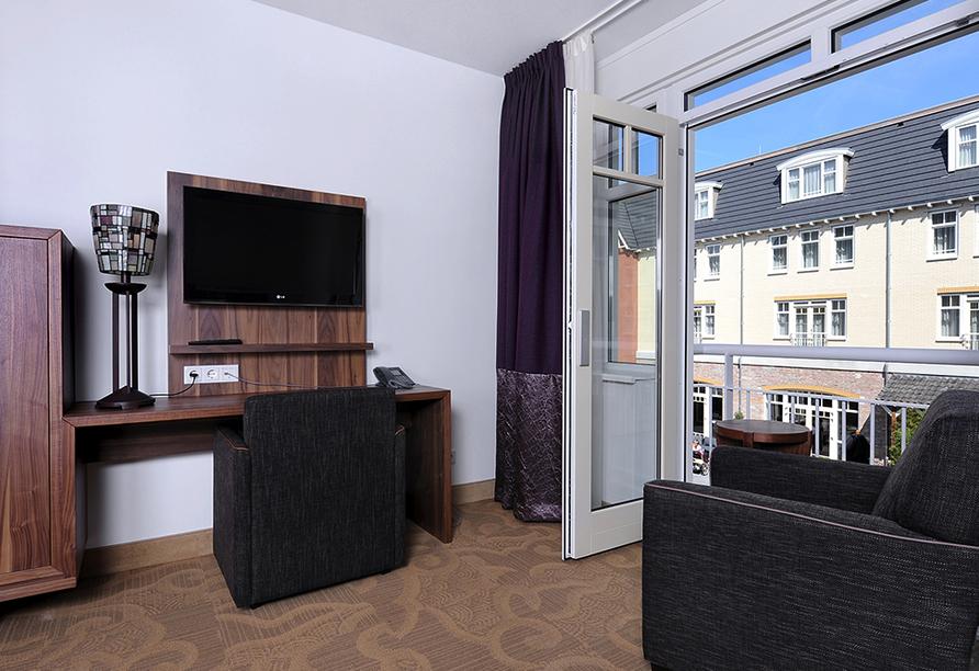 Grand Hotel Ter Duin in Burgh-Haamstede Zeeland Zimmerbeispiel