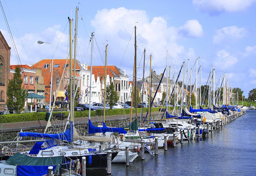 Grand Hotel Ter Duin in Burgh-Haamstede Zeeland Brouwershaven
