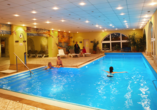 CAREA Harzhotel Allrode, Schwimmbad