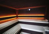 Hotel Rennsteig Masserberg im Thüringer Wald, Sauna