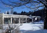 Hotel Rennsteig Masserberg im Thüringer Wald, Winter