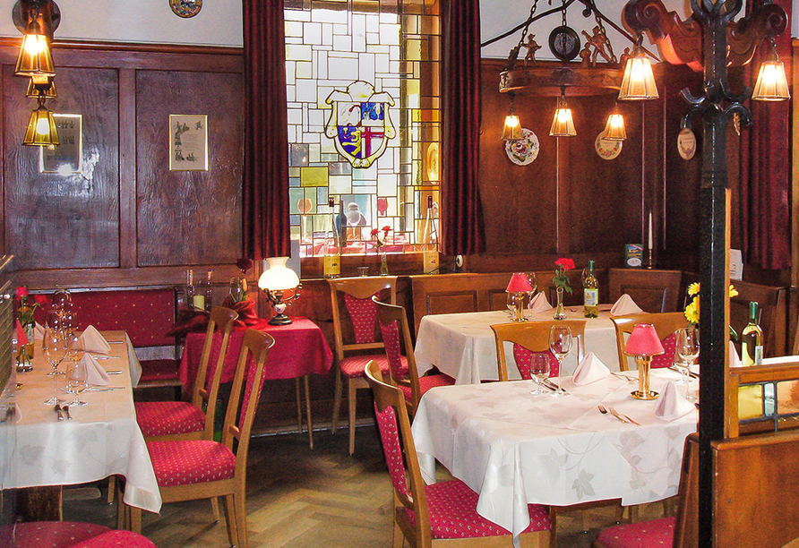 Hotel Löwen, Zell im Wiesental, Schwarzwald, Restaurant