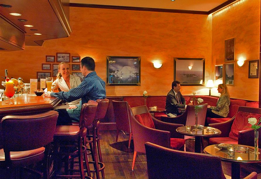 Pullman Hotel Stuttgart Fontana, Stuttgart, Bar