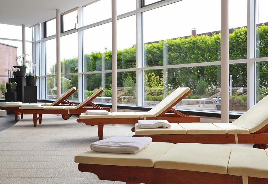 Pullman Hotel Stuttgart Fontana, Stuttgart, Ruheraum