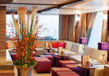 MS A-Silver, Panorama-Lounge