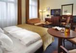 Hotel Excelsior in Marienbad, Zimmerbeispiel