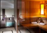 Hotel Excelsior in Marienbad, Sauna