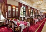 Hotel Excelsior in Marienbad, Restaurant