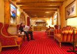 Mercure Hotel Garmisch-Partenkirchen in Bayern, Lobby