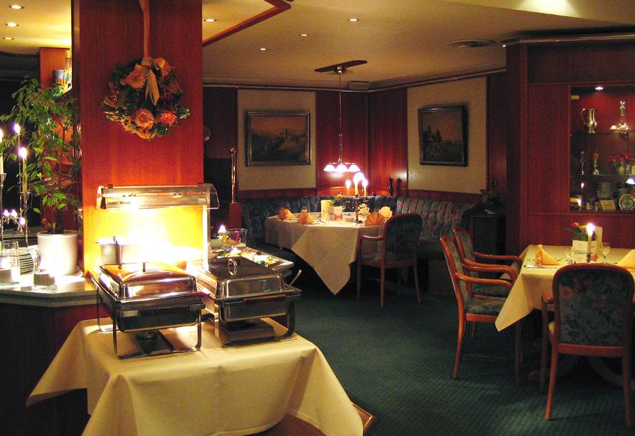 Hotel Meyn Soltau, Restaurant
