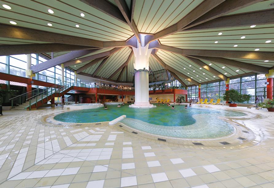 Hotel Meyn Soltau, Ausflugsziel Soltau Therme