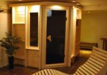 Hotel Residenz in Leipzig-Hohenheida, Sauna