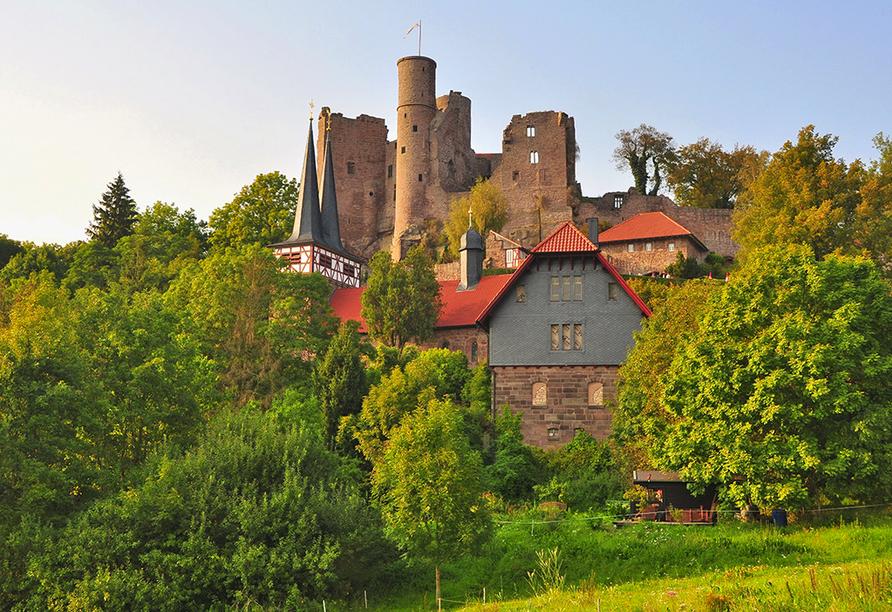 Victor's Residenz-Hotel Teistungenburg, Burg Hahnstein