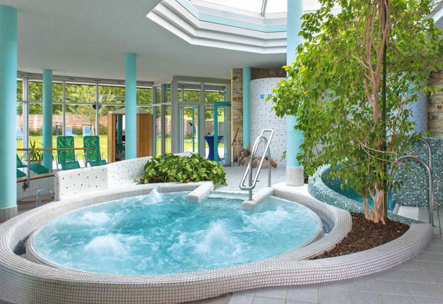 Victor's Residenz-Hotel Teistungenburg, Whirlpool