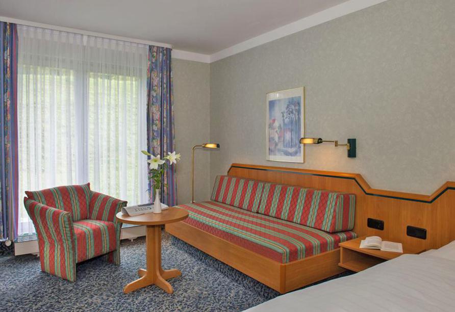 Victor's Residenz-Hotel Teistungenburg, Standardzimmer