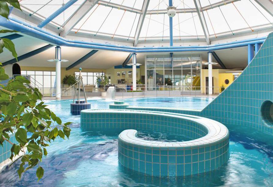 Victor's Residenz-Hotel Teistungenburg, Wellness