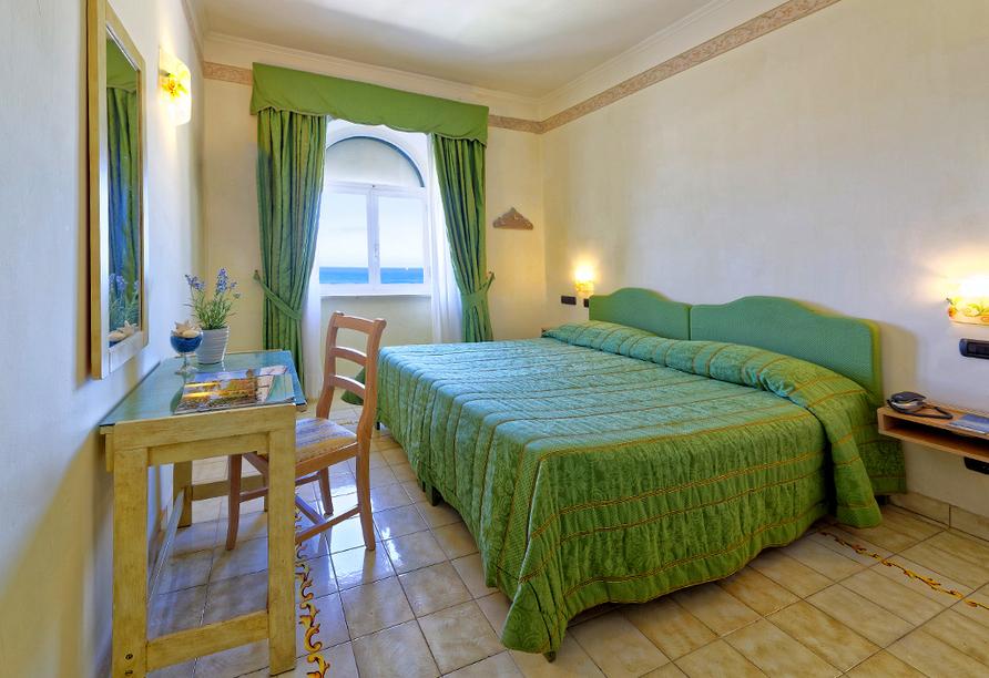 Hotel Punta Imperatore Forio d'Ischia, Zimmerbeispiel Meerblick