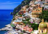 Erlebnisreise am Golf von Neapel, Positano