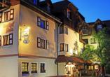Hotel Zur Linde in Heimbuchenthal, Außenansicht