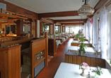 Hotel Zur Linde in Heimbuchenthal, Restaurant
