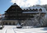 Hotel Zur Linde in Heimbuchenthal, Lage