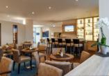 AMEDIA Hotel Dresden Elbpromenade, Bar