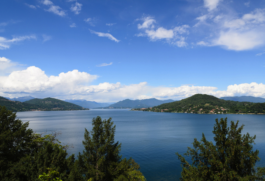 Hotel Giardino, Lago Maggiore