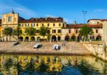 Hotel Giardino, Arona