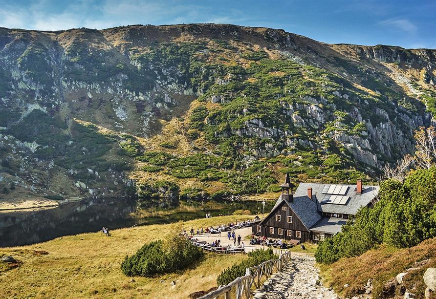 Blue Mountain Resort, Riesengebirge