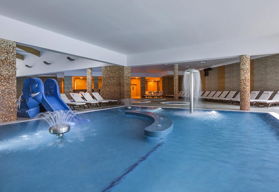 Blue Mountain Resort, Kinderpool